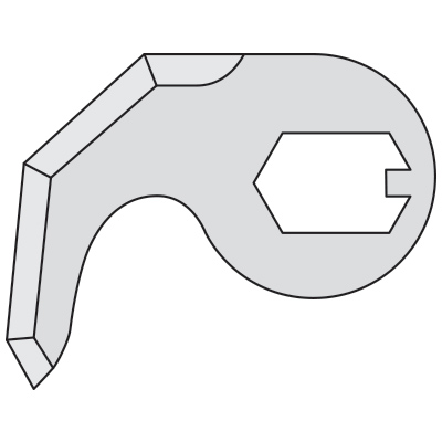 4 Cut – With Nose