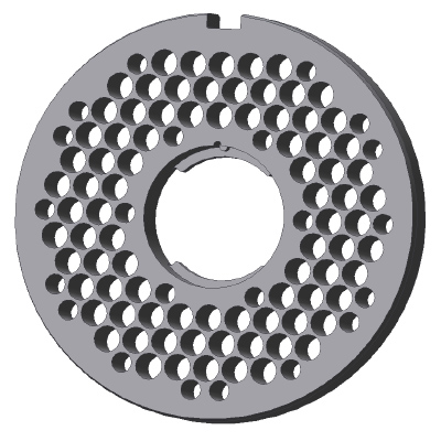 Hole plates – Stainless Steel
